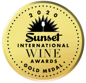 Sunset International Wine Competition medal