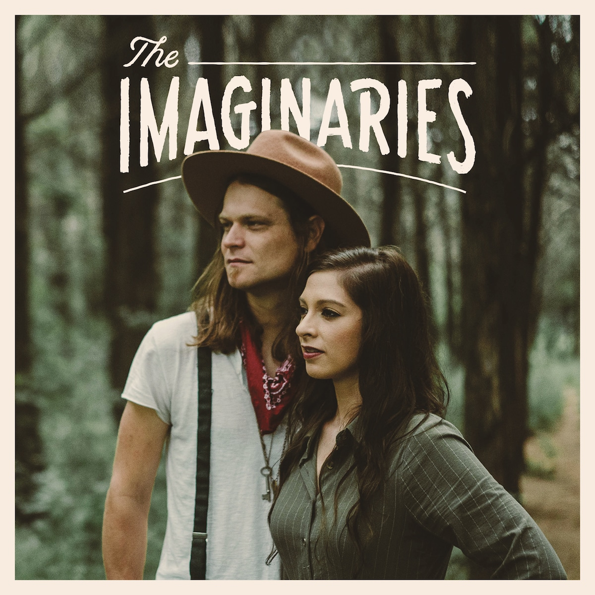 The Imaginaries Debut Album Cover