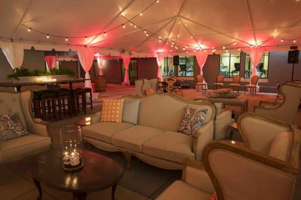 Epicurean Terrace Lounge