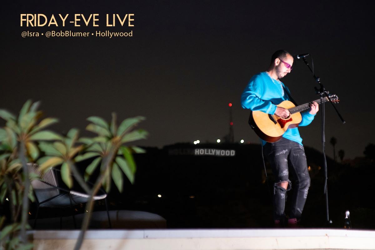 Isra 'Friday-Eve Live' Hollywood